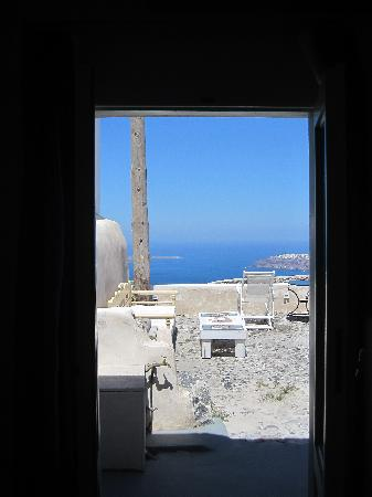 Remezzo Villas: The view... from our room!