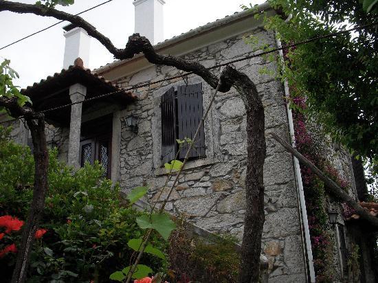 Casa Santa Filomena: Outside of the hotel