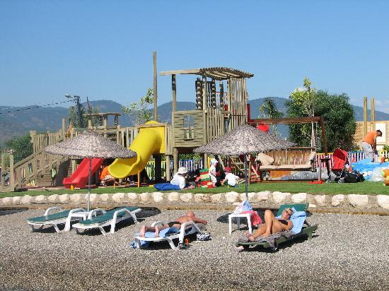 Oykun Hotel: Parents do not miss the SAT BEACH CLUB!