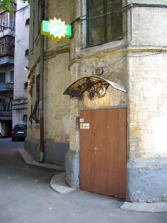 Sunflower B&B Hotel: Entrance