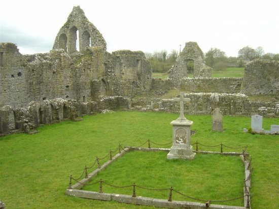 Tipperary, Irlanda: Athassel Priory
