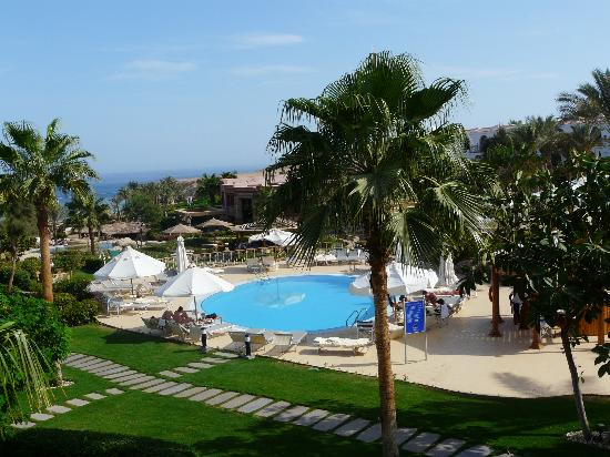 The Royal Savoy Sharm El Sheikh: View from our verandah