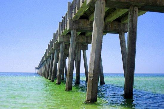 Pensacola, Floride : pier