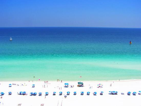 Pensacola Fl View From Emerald Isle