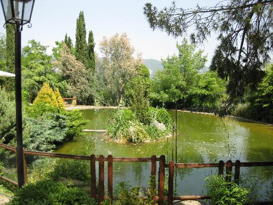 Borgo Paraelios: Grounds