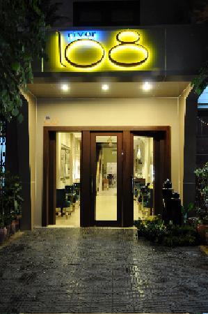 River 108 Boutique Hotel: main entrance