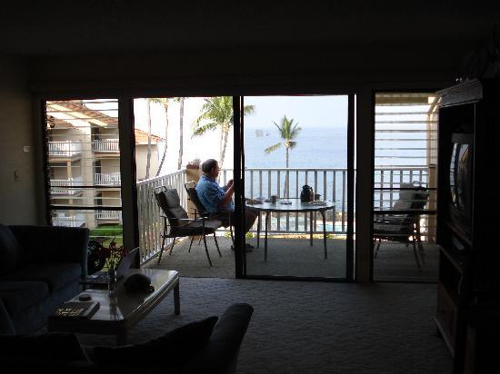 Sea Village Resort: kona