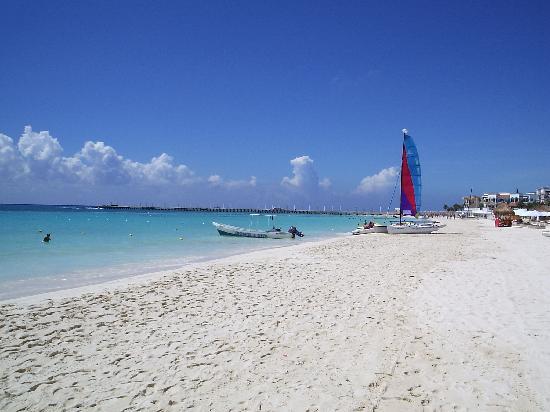 Playa Mamitas Picture Of Sandos Caracol Eco Resort Playa Del Carmen Tripadvisor