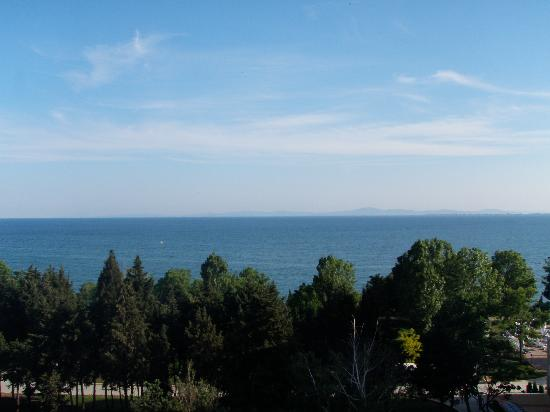 Sol Nessebar Palace: view from room