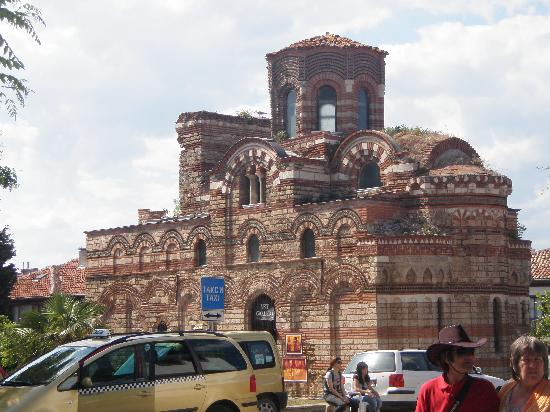 Sol Nessebar Palace: nessebar old town