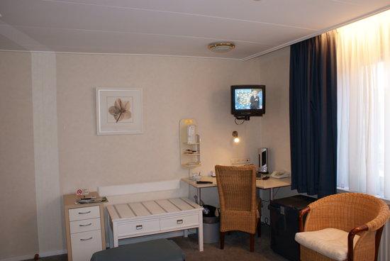 Hotel Leeuwenbrug: habitacion