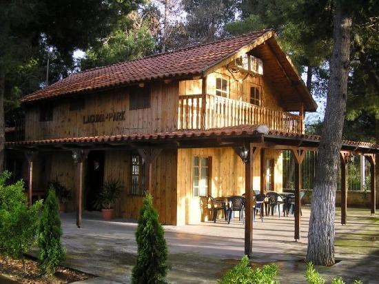 Restaurant Laguna Park: LAGUNA PARK