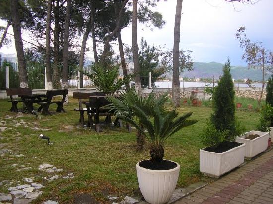 Restaurant Laguna Park: Nel giardino di LAGUNA PARK