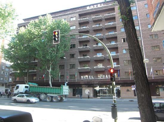 Hotel Praga Madrid Calle De Antonio Lopez