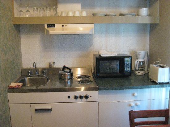 Piedmont, Canadá: kitchenette