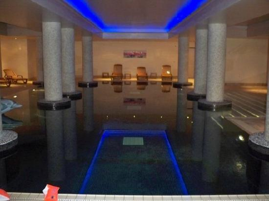 Kilronan Castle Estate & Spa: The Pool