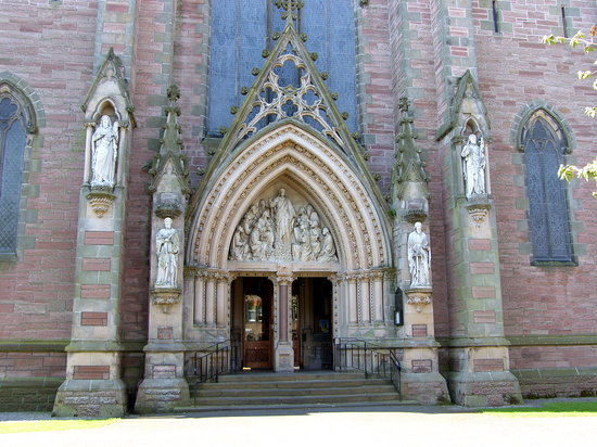 Ινβερνές, UK: Inverness Cathedral