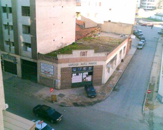 Hotel Mounia: Front of Hotel