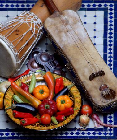 Dar Al Safadi: Local foods and Gnawa music