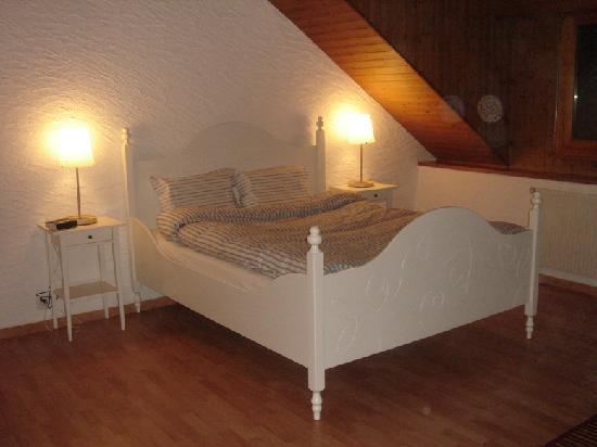 Bed & Breakfast Bursins : La chambre Lotus