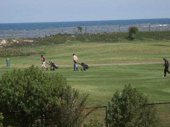 Iberostar Diar El Andalous: le terrain de golf