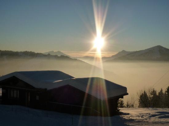 rudechalets - Chalet Joseph: Avoriaz - superb ski/snowboard area