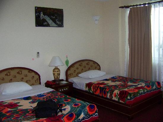 Huong Sen Hotel: Bedrooom