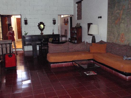 Casa Del Puente: our place