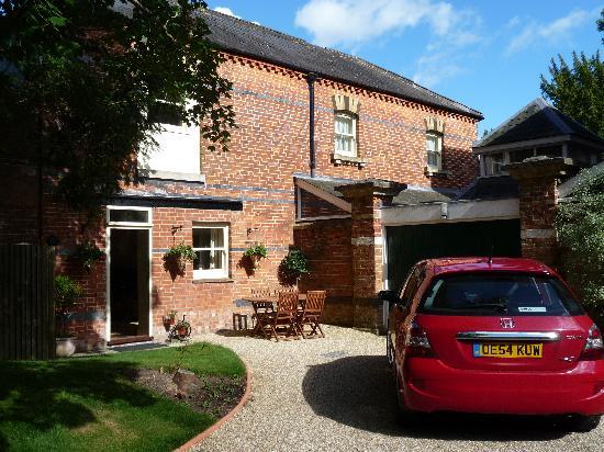 Summer Hill House: The Coach House