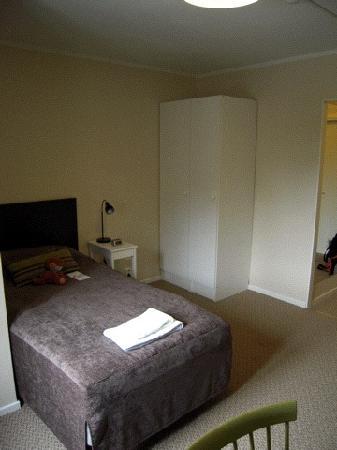 Hotel Bakfickan: bed 2