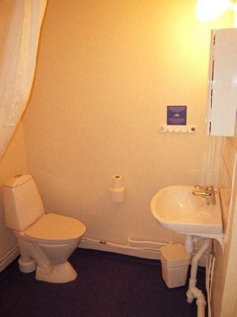 Hotel Bakfickan: toilet