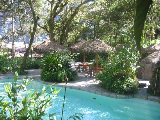 Inkaterra Machu Picchu Pueblo Hotel The Mountain Spring Fed Pool