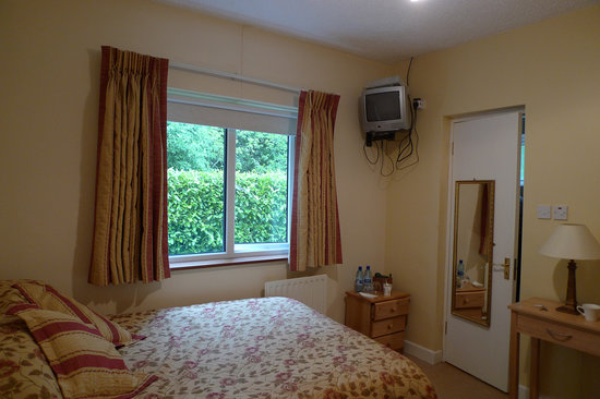 Straffan, Ierland: Our cosy room