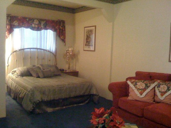 Holland Inn & Suites: Room