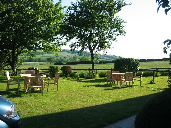 Corsham Field Farmhouse: In the Garden