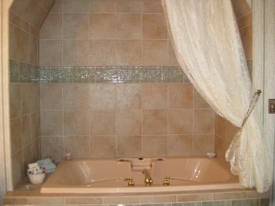 WestPort Bed and Breakfast: The Tub ;)