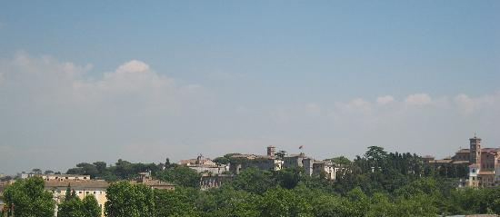 Bed & Breakfast Orti di Trastevere: View of Trastevere