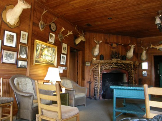 The Lodge on Little St. Simons Island: Hunting Lodge--