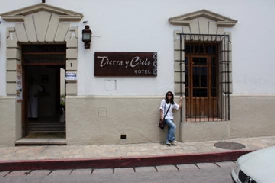 Docecuartos Hotel: Fachada del Hotel