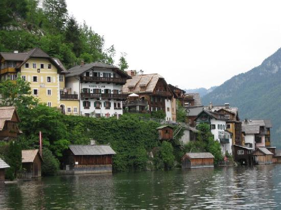 Gasthof Hirlatz: Hallstatt