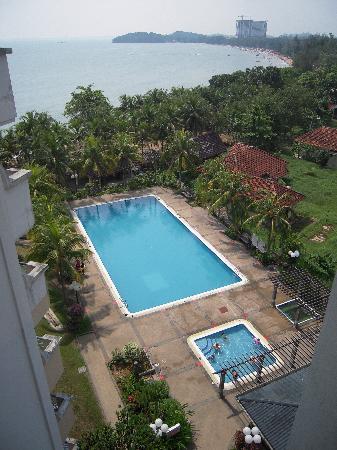 Seri Bulan Port Dickson : pool area