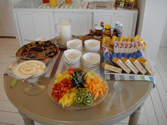 Boskerris Hotel: Breakfast