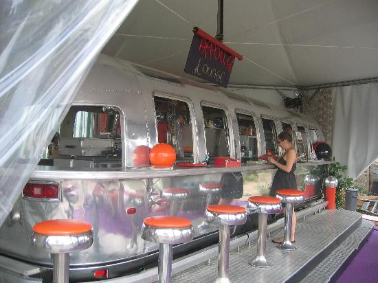 Belrepayre Airstream & Retro Trailer Park: The Airstream Bar