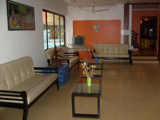 Delta Residency: Reception Lobby