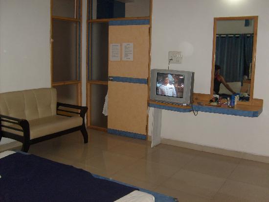 Delta Residency: Room