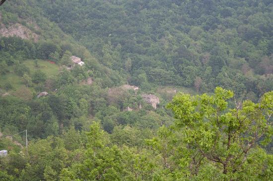 Parco Regionale dei Laghi di Suviana e Brasimone: Borgo Chiapporato