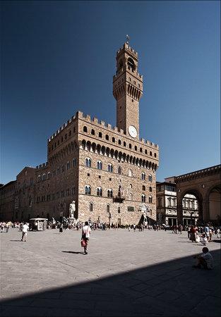 ฟลอเรนซ์, อิตาลี: piazza della signoria