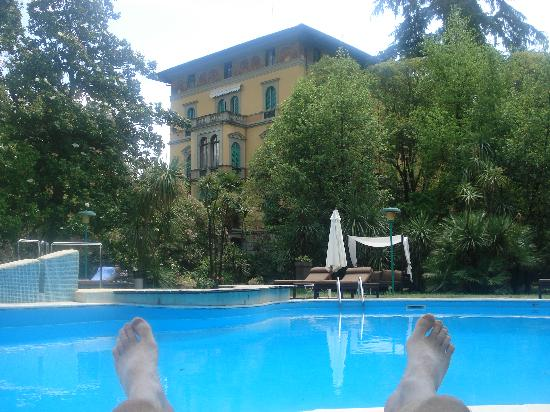Grand Hotel & La Pace: Gardens and pool