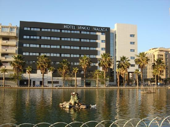 Vincci Malaga: Photo de l'hôtel
