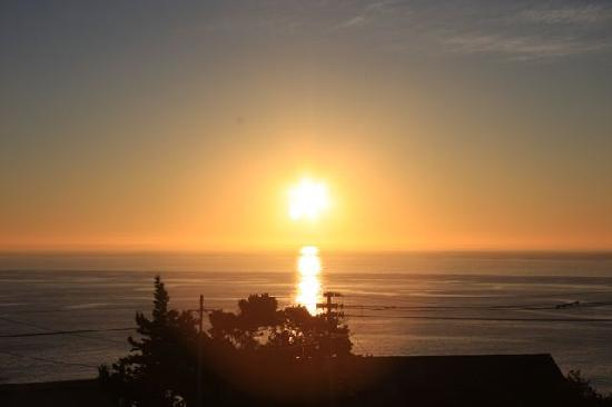 sunset view from the terrace picture of 3 on camps bay boutique rh tripadvisor in